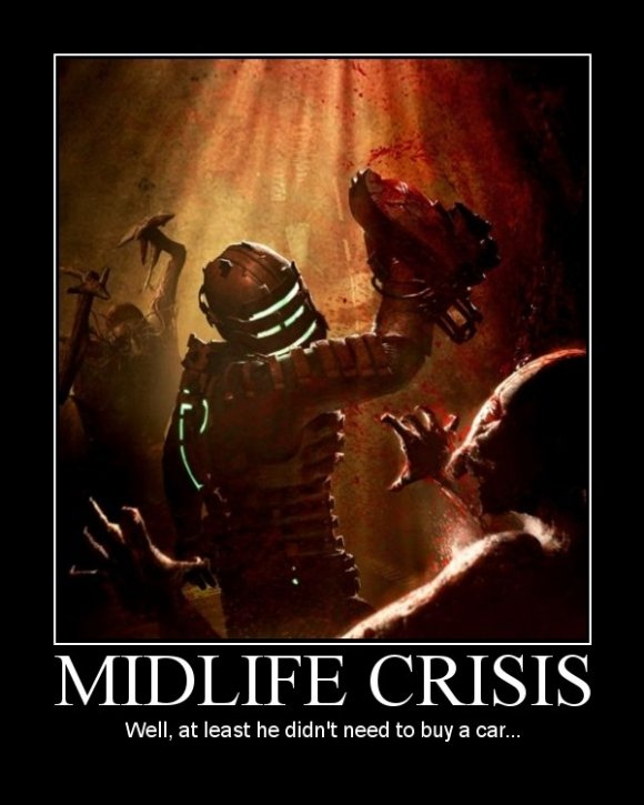 dead space demotivational poster